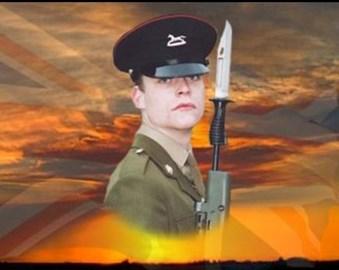 Lance Cprl David Ramsden, died 23/06/10