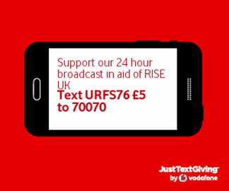 You can now donate via text!