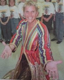Richard as Joseph, Portsmouth 1998