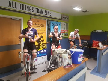 Turbo Session at QMC in December