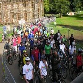 Cyclathon Start 2010