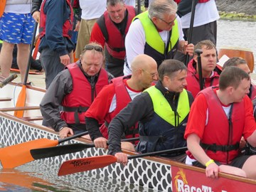 WIRRAL DRAGON BOAT RACE 2017