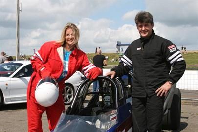 Jon Webster My Top Racing Driver