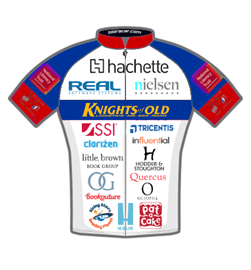 The Hachette Connect cycling jerseys