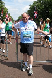After the 2011 Bupa London 10K