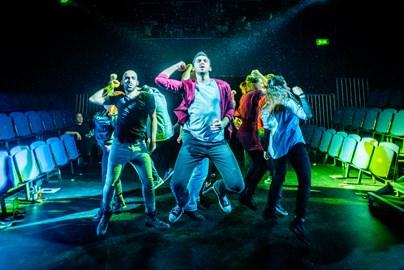 CLUB - Teatru Manoel Youth Theatre - Fri 18 November 2016 - Chrysalis festival (photographer Andy Catlin)