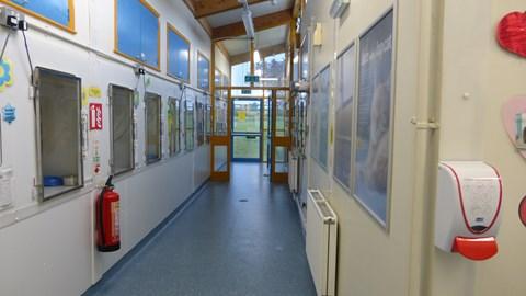Homing Corridor