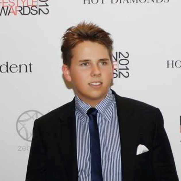 Luke Thomas Is Fundraising For Nordoff Robbins (UK