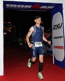 Ironman UK 2012 finisher!