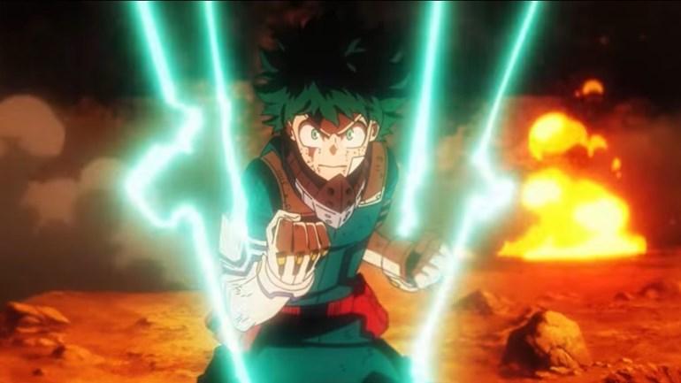 Watch My Hero Academia Heroes Rising 2019 Online Full Movie On