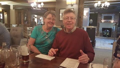 Mum and Dad May 2015