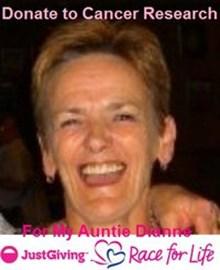My Brave Auntie Dianne x