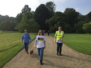 Walk with a fork October 2015