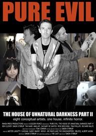 8 artists. 1 house. Infinite horror.