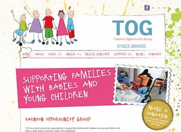 TOG's Web page
