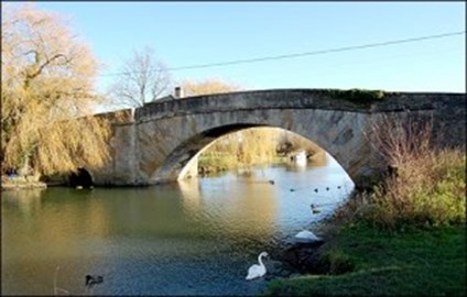 Bridge at Lechlade