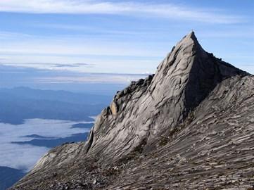 The Southern Summit of Mount Kinabalu