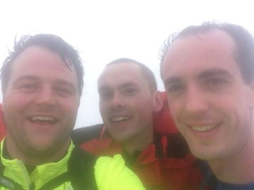 So much pain - The three peaks in 18 hours 23 minutes!
