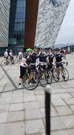 Last year at Gran Fondo Giro d'Italia Northern Ireland!