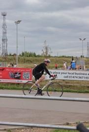 Endurance Training at the Cyclopark