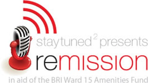 "Stay Tuned Events ""Remission Event"" Logo"