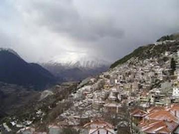 and via this mountain