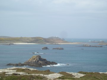 The beautiful Isles of Scilly
