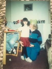 Nan and me ☺️