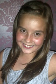 Lauren, who lives with Type 1 diabetes