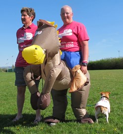Race For Life Outfit
