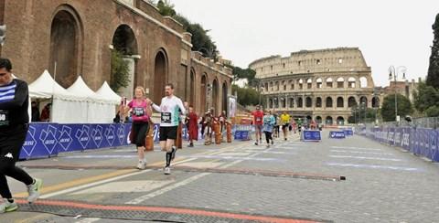 Finishing Rome