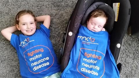 Richard grundy is fundraising for motor neurone disease for Motor neurone disease support
