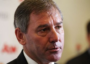 Bryan Robson, supporter of the Radiotherapy4Life campaign