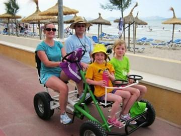 Training in Majorca
