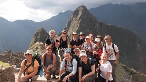 A la Sungate (Macchu Picchu)