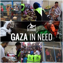"Al-Imdaad ""Gaza in Need"""