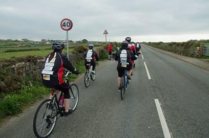 Keep pedaling!