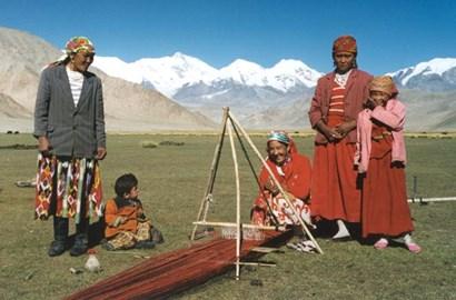Pamir Mountain life