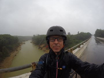 2016 SCC Ride was a somewhat wet.....