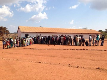 The queue for hearing care in rural Malawi