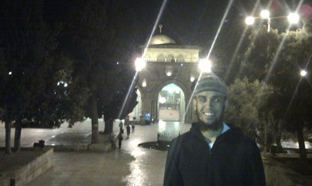 Masjid-al-Aqsa in November 2010