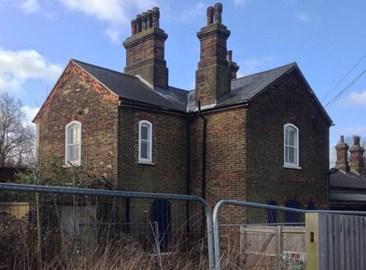 Mitcham Junction Station - Former Station House