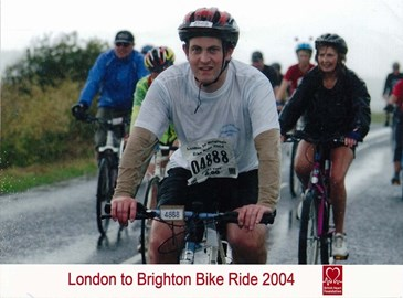 London to Brighton 2004