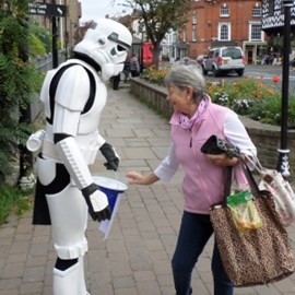 Collection in Ledbury by TK6727