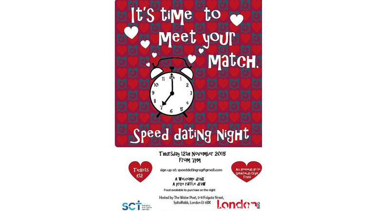 How to host a speed dating night