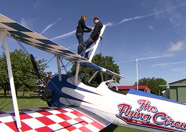 Wing Walking Experience