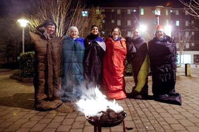 Sleep Out 2013