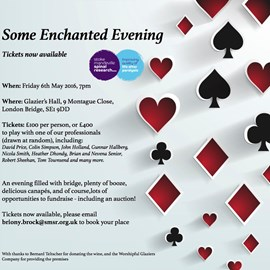 Winner Announce at Some Enchanted Evening...