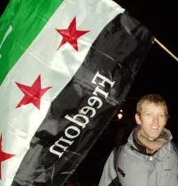 Freedom for Syria!