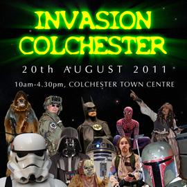 Invasion Colchester 2011